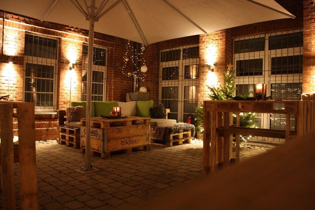 Außenbereich - Lounge Ecke